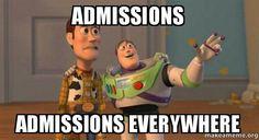 Admissions! #admissions #nursing #healthcare #meme #admit