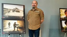 """Afghanistan.Faces of War"": Photos of RRA War Correspondent Ilie Pintea - News in English - Radio România Actualităţi Online"