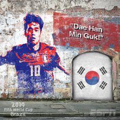 FIFA World Cup Brazil 2014  South Korea