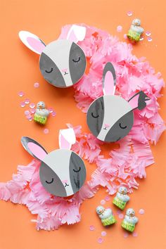 diy bunny boxes