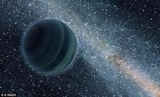 Meisner, a NASA Hubble Fellow, is scouring through exabytes of data collected daily to search for undiscovered planets and celestial bodies in our solar system. Nasa, Alien Planet, Lonely Planet, Dwarf Planet, Stonehenge, Cosmos, Rogue Planet, Planetary System, Science Facts