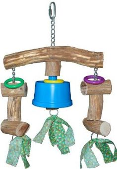 FeatherSmart Parrot Mobile Bird Toy. http://tabletpromo.org/viewdetail.php?asin=B004HQTXCE