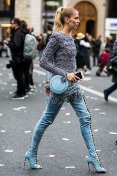 Street Style Couture