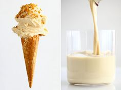 Cereal milk ice cream - just like Momofuko's!