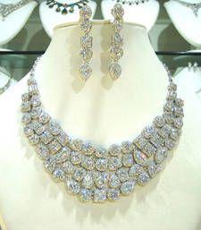Buy Designer Choker Collection AMD SET necklace-set online