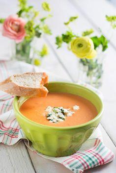 Pippurinen porkkanasosekeitto | K-ruoka #kasvisruoka