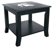 Use this Exclusive coupon code: PINFIVE to receive an additional 5% off the Michigan State University Side Table at SportsFansPlus.com