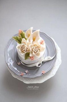 Beanpaste flower
