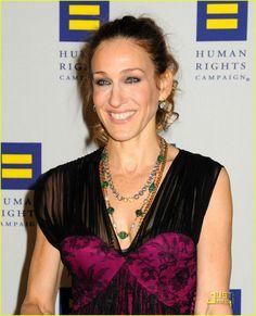 sarah jessica parker | sarah jessica parker ny human rights campaign 05