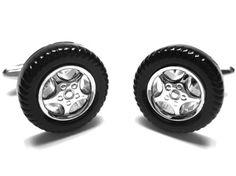 Car Truck Wheel Rim Tire Cufflinks http://astore.amazon.com/ahoy-20/detail/B003FOXNOI