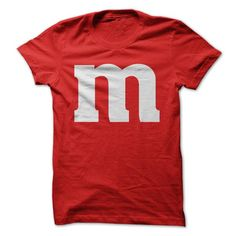 M and M's Be your favorite chocolaty candy for Halloween! This makes for a great group costume. Because we print your order on demand, please plan for an extra