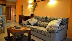 Vilanova de la Sal in Lleida Spain, you can find this lovely and cosy apartment from 120€ #worldperfectholidays
