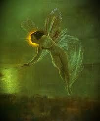 Iris ~~~ who inspired all Victorian Fairy followers ~~
