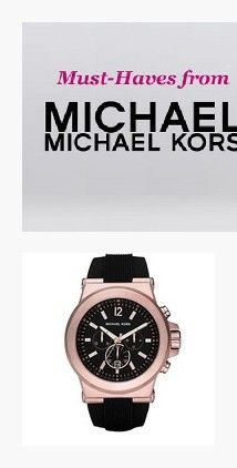 Must-Haves from Michael Kors Sugar Angel, Must Haves, Bracelet Watch, Michael Kors, Bracelets, Accessories, Collection, Women, Bracelet