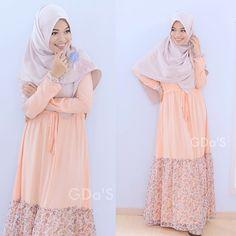 """I am wearing @gdas_by_ghaida Marquissa dress & zahra shawl  New blog post at gdagallery.blogspot.com check it out """