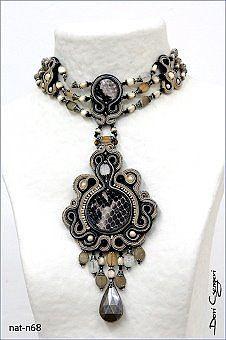 Dori Csengeri .:!:. necklace unique