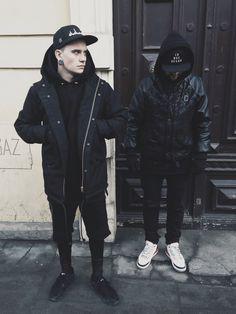 Street Goth | All Black