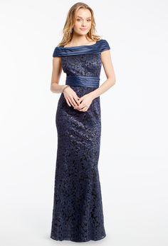 Off the Shoulder Sequin Dress #camillelavie