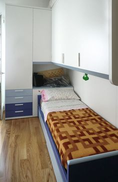 ... Camerette on Pinterest  Arredamento, Bunk beds with storage and Tango