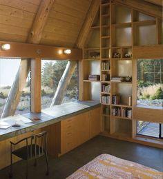Beach Cabin Interior (OR)