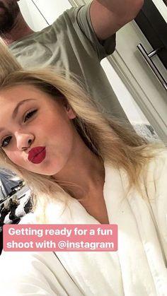 Jordyn Jones Teen Vogue #Takeover for Instagram Beach Day  #BTS #jordynjones #actress #model #dancer #singer #designer https://www.jordynonline.com