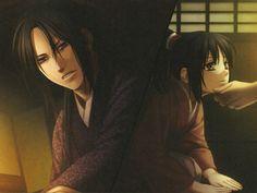 Hijikata y Chizuru