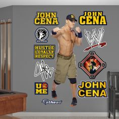John Cena Right Hook
