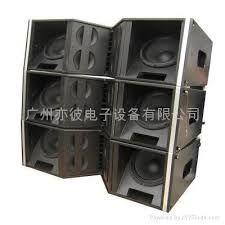 LINE ARRAY - LR-1246 - EIDSOND (China Manufacturer) - Audio ...