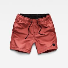 Discover the latest fashion from G-Star for men. Mens Fashion Wear, Men's Fashion, G Star Raw Jackets, Summer Clothes, Summer Outfits, Boxer Pants, Men's Bottoms, Mens Swim Shorts, Male Style