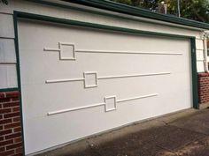 Sq Aug 032 For The Home Garage Doors Modern Garage
