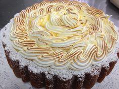 Lemon Curd Dessert Cake