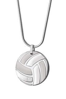 Let everyone know that you follow the fever of VOLLEYBALL with this incredible Volleyball theme pendant necklace made of the highest stainless steel quality 316L. Get yours today at our online store: www.my316L.com (for: $58.00) #volleyball #ball #passion #pendant #necklace #sport #sports #strike
