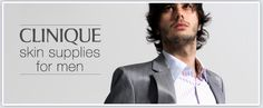 Clinique Skin Supplies for Men