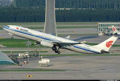 Air China B-6525 Airbus A330-343X aircraft picture