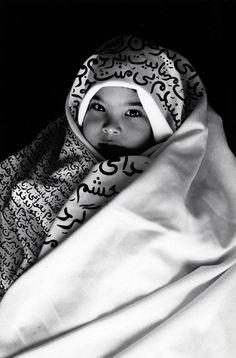 Shirin Neshat, Innocent memories, 1995