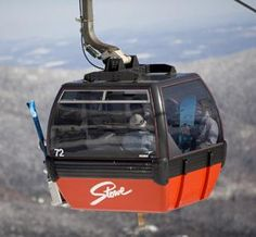 Want to ride Summer winter and spring Stowe Mountain Resort in Vermont - pretty town, rubbish skiing S Ki Photo, Ski Card, Vermont Winter, Ski Posters, Lake Champlain, Ski Holidays, Ski Lift, Skiing, Snowboarding