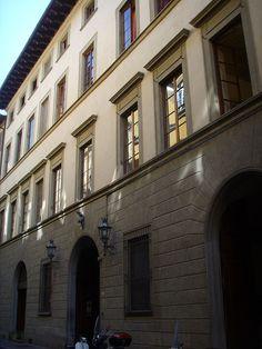 Palazzo Frescobaldi #adsi #firenze #tuscany