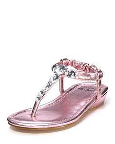 stuart weitzman girls bella sandles:::  'may i borrow them?'