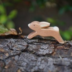 Woodland Animal Figurines