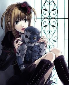 Death Note - Misa and Gelus. I love Misa ^. Death Note Anime, Death Note Fanart, Death Note デスノート, Death Note Light, Manga Anime, Anime Art, Death Note Quotes, Vocaloid, Sharingan Kakashi