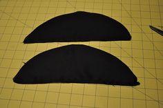 how to add cap sleeve to sleeveless dress