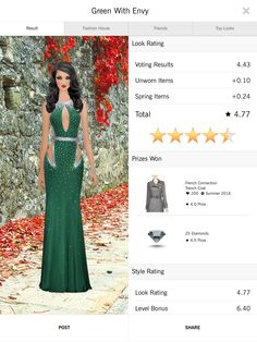 Wow! What a great score on this look!   #covetfreebie1605  #covetfashion1605