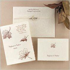 Falling In Love - Invitation http://www.annsbridalbargains.com/2656-AWF189DU-Falling-In-Love--Invitation.pro