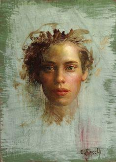Catherine La Rose, Arte, Poesia, Pittura, Fotografia, Letteratura: ✿ Claudio SACCHI ✿