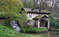 The Saw Mill, Osmaston Park by Mark Tranchant,