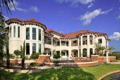 Woodlands Home   Nhà ở Mỹ – Sneller Custom Homes and Remodeling   KIẾN TRÚC NHÀ NGÓI