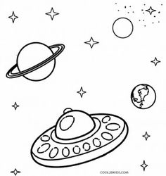Planet coloring pages to download and print for free | Forms ...