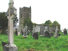 St. Gobnait's Church ~ Ballyvourney, Ireland
