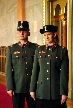 hungarian police uniform - Google Search