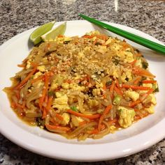Weight Watchers Pad Thai
